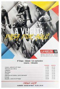 La Vuelta Ciclista a España en Villanueva. VILLANUEVA DE CÓRDOBA @ Villanueva de Córdoba | Villanueva de Córdoba | Andalucía | España