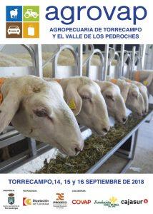 AGROVAP (Feria Agroalimentaria de Torrecampo y del Valle de Los Pedroches).TORRECAMPO
