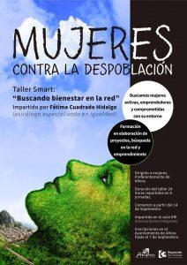 Taller Smart. Mujeres contra la despoblación. Añora. @ Aula ERI. Añora | Añora | Andalucía | España