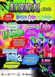 Música, Color y Zumba. Alcaracejos. @ Alcaracejos | Alcaracejos | Andalucía | España