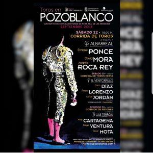 Feria Taurina. Pozoblanco @ Ronda Plaza de Toros  | Pozoblanco | Andalucía | España