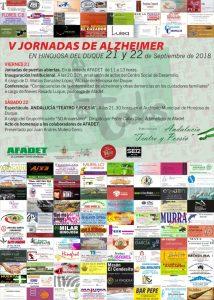 V Jornadas de Alzheimer. Hinojosa del Duque @ Centro Social de Desarrollo de Hinojosa del Duque | Hinojosa del Duque | Andalucía | España
