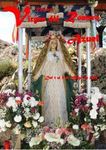 Romería Virgen del Romero. Cardeña @ Azuel, Cardeña