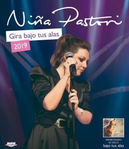 Niña Pastori en el Teatro El Silo. Pozoblanco