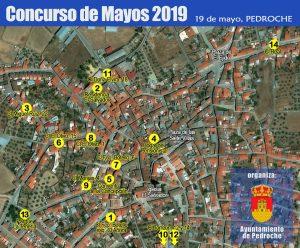 Concurso de mayos 2019. Pedroche @ Pedroche, Córdoba