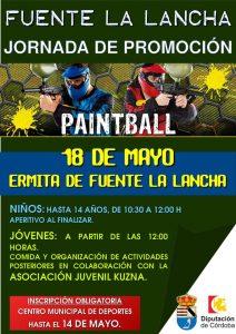 Paintball. Fuente la Lancha @ Ermita de Fuente la Lancha