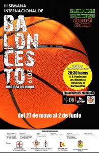 III Semana internacional de Baloncesto. Hinojosa Del Duque @ Hinojosa del Duque