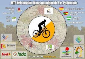 Campeonato de España MTB Orientación. Villaralto @ Calles y caminos de Villaralto