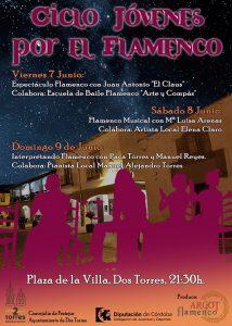 Ciclo 'Jóvenes por el Flamenco'. Dos Torres @ Plaza de la Villa de Dos Torres