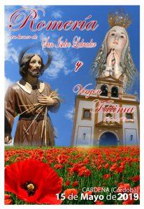 Romería en honor de San Isidro Labrador y Virgen de Fátima. Cardeña @ Cardeña