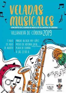Veladas Musicales. Villanueva de Córdoba