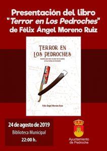 """Presentación del libro """"Terror en los Pedroches"""". Pedroche"""