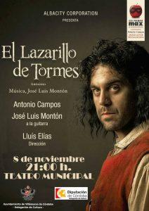 El Lazarillo de Tormes. Villanueva de Córdoba