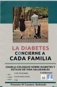 La diabetes concierne a cada familia. Villaralto